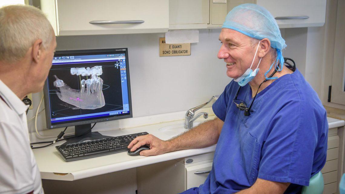 implantologia dentale verona